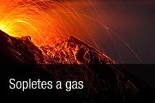 Sopletes a gas
