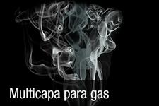 Multicapa para gas
