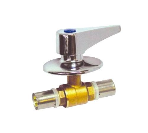 Llave bola maneta 20x2 barrenemulticapa accesorios for Llave paso agua