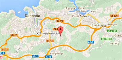 Barrene Pº Ubarburu, 63 · Polígono Industrial 27 (Martutene)